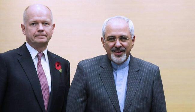 Britain, Iran appoint non-resident charge d'affaires