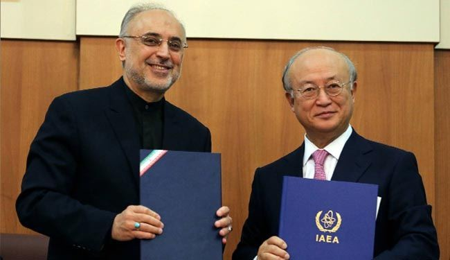 Iran, IAEA agree on fresh roadmap for cooperation