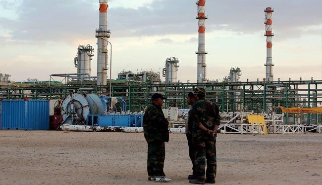 Libyan protesters shut off Italy gas export line