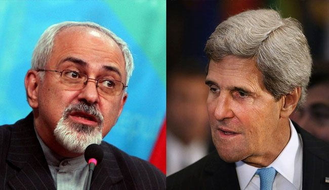 Zarif hits back at Kerry: Iran didn't back out of Geneva deal