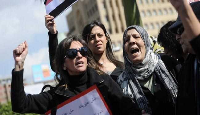 Egypt most sexually unsafe Arab country for women
