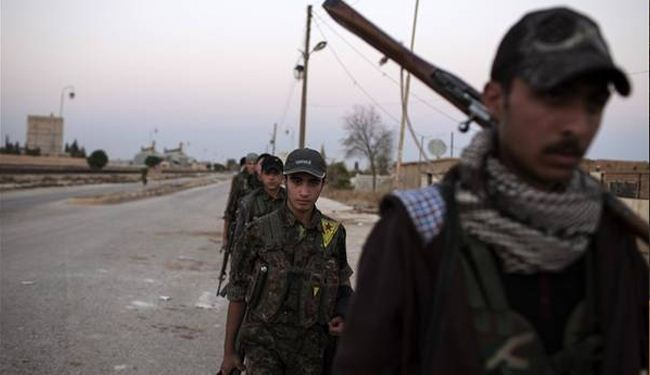Kurds against autonomous administration in north Syria