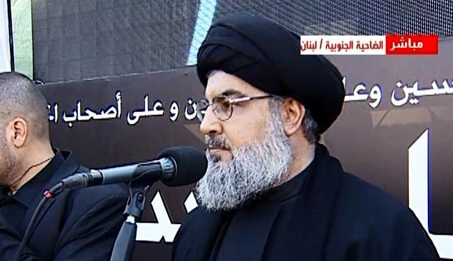 Nasrallah: We won't leave Syria for a couple of gov't seats