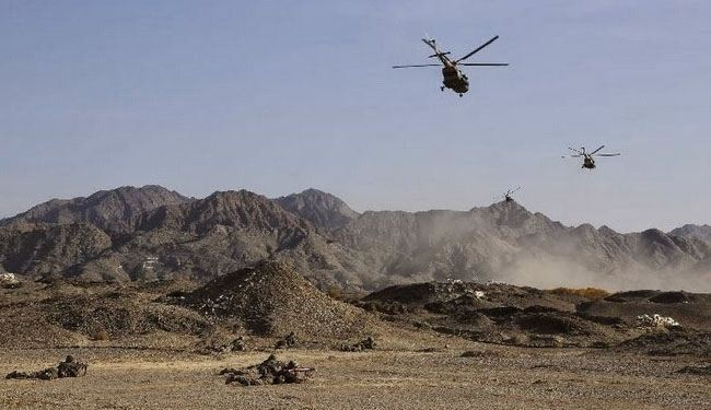 Saudi Arabia, France hold joint military drill near Mecca
