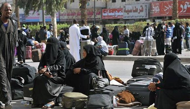 Saudi Arabia in crisis over crackdown on migrant workers