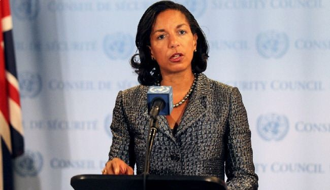 Susan Rice: US does not accept Israel expansions