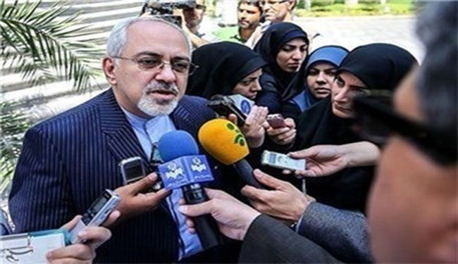 To succeed, nuclear offer must recognize Iran rights: Zarif