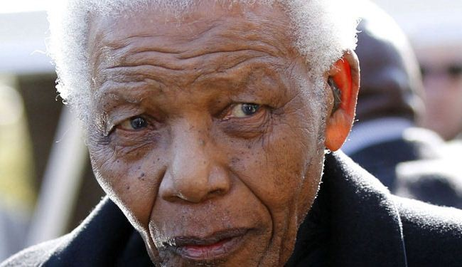 South Africa's Mandela unable to speak: ex-wife