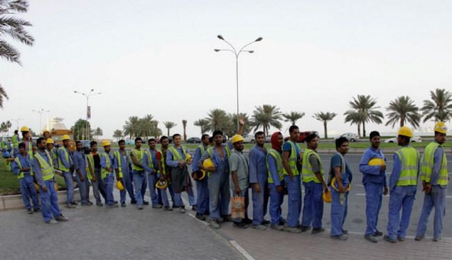 FIFA should not stand workers' right abuse in Qatar