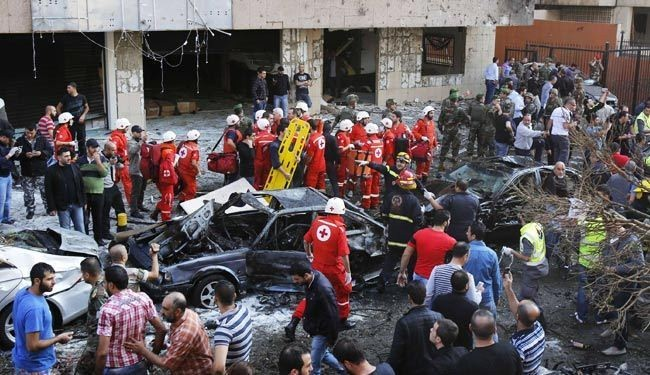 In Picture: Deadly blasts near Iran embassy in Beirut