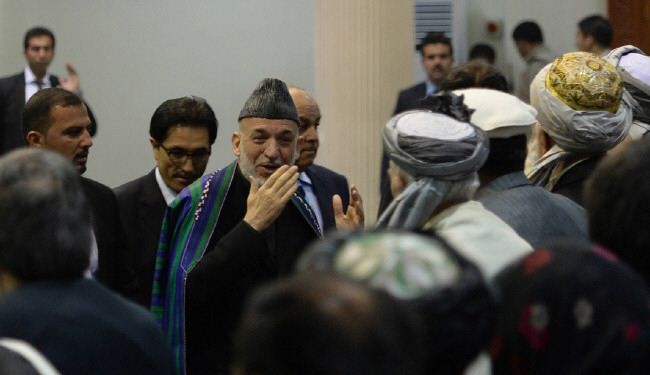 Karzai: My trust in America is not good