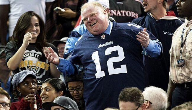 Drug-using Toronto mayor more popular than Obama