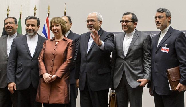 Iran, world powers reach nuclear deal: Zarif