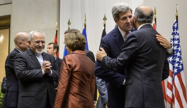 Geneva deal recognized Iran as a major nuclear power