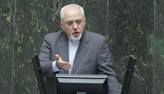 Iran will continue enrichment at Natanz, Fordo: Zarif