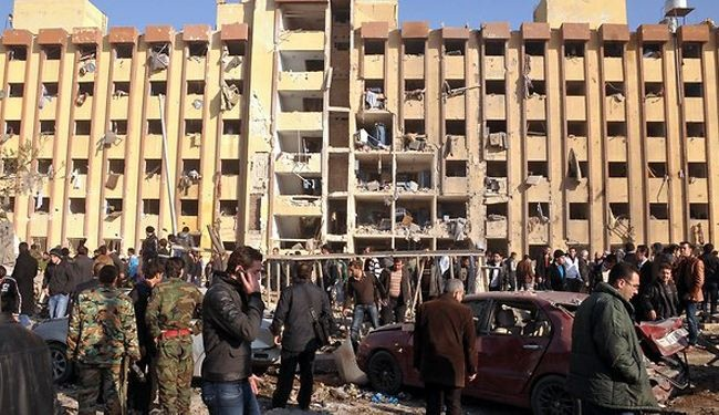 Mortar attack leaves Syria students dead, wounded