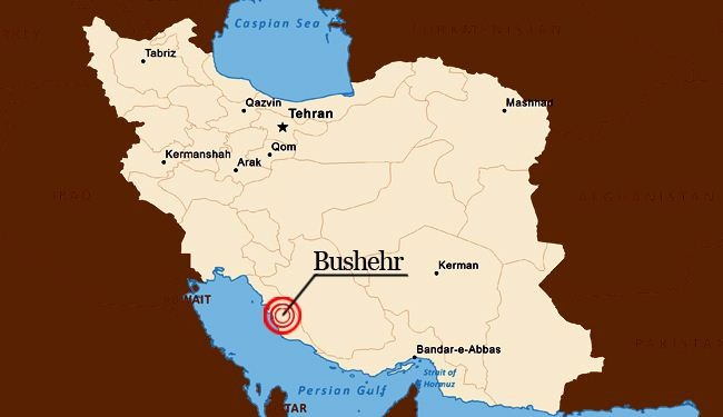 Earthquake hits Iran's Bushehr, 8 killed