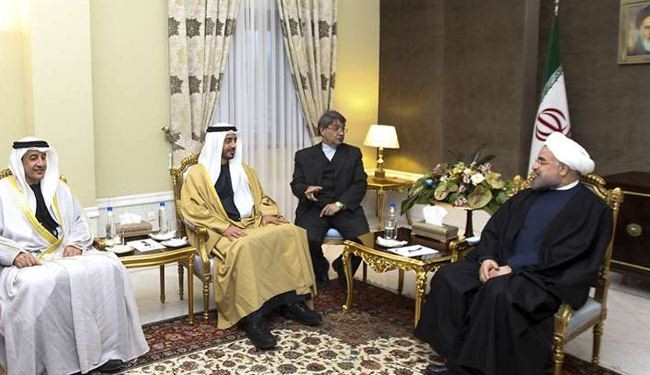 Iran shares concerns on extremism in region with UAE