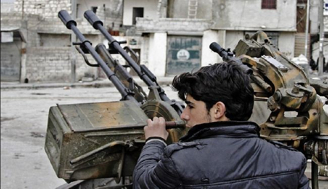 Israeli-made arsenal found in Homs: Syrian army