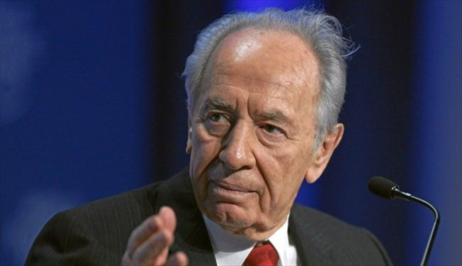 Peres addresses Arab FMs at Abu Dhabi meeting