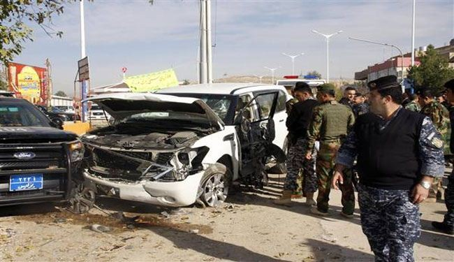 At least 15 killed in wave of attacks across Iraq