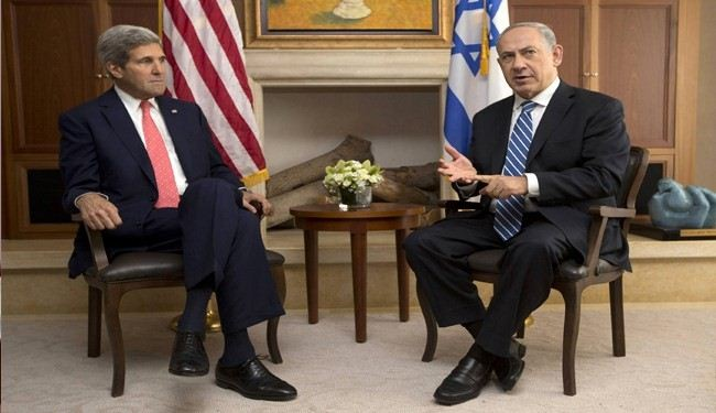 US Secretary of State John Kerry lands in Israel