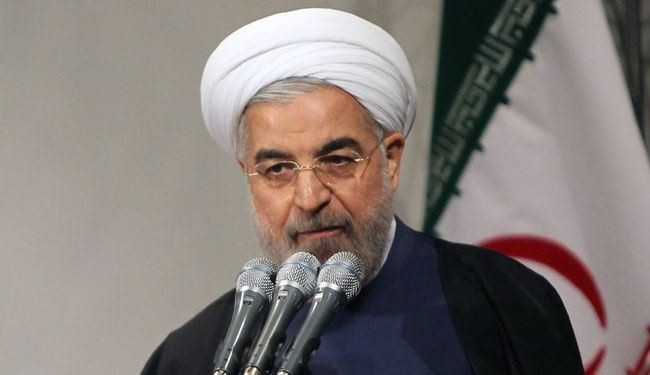 Rouhani repeats Iran's entitlement to enrichment