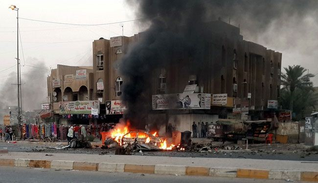Iraq bombings kill 30, injure near 100