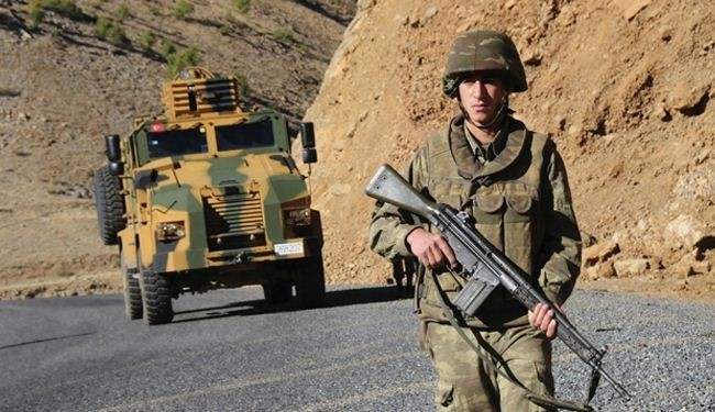 PKK releases 4 abducted Turkish soldiers