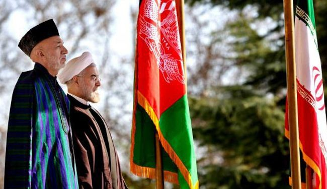 Afghanistan to sign regional security pact with Iran