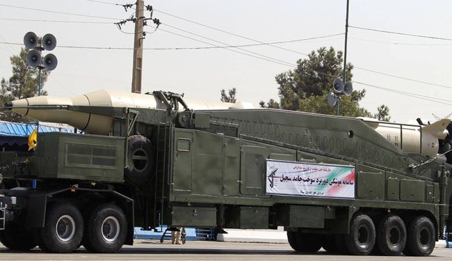 Iran uses laser systems to improves accuracy of missiles
