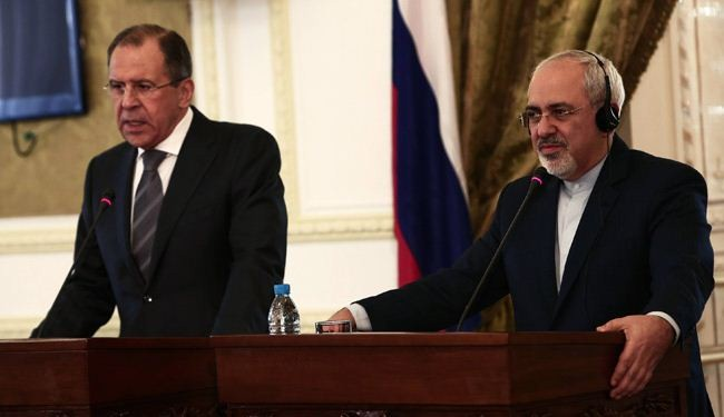 Iran, Russia urge end to Syria conflict
