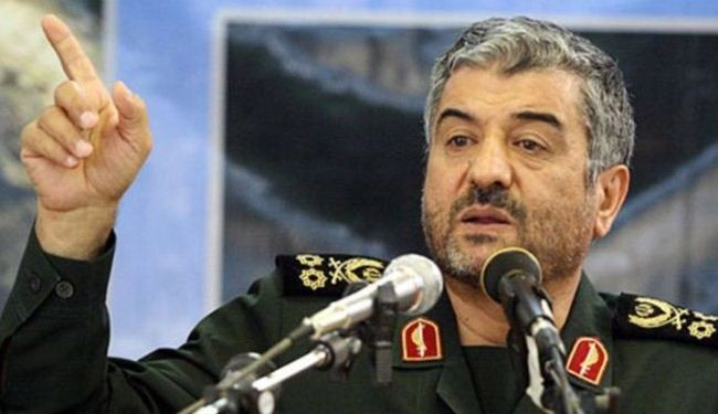 IRGC experts training Syrian army: Commander