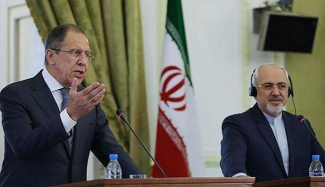 Geneva deal aims to recognize Iran nuclear rights: Lavrov