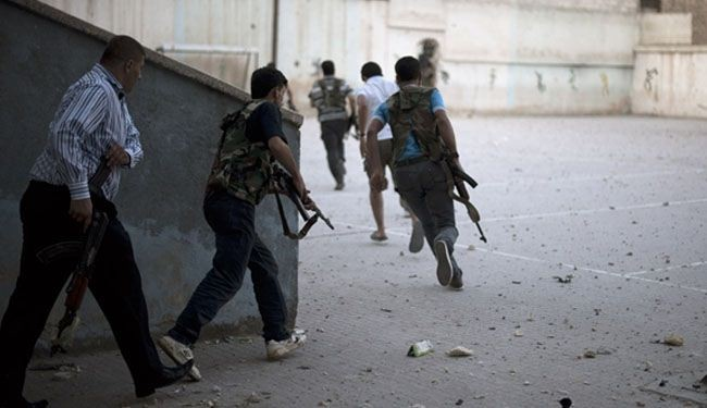 FSA leaders shocked with Western aid freeze ahead of Syria talks