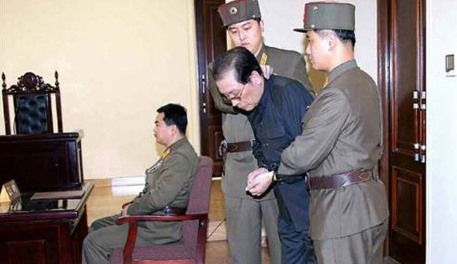 North Korea executes leader's uncle for 'treachery'