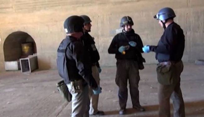 Chemical arms used repeatedly in Syria: UN