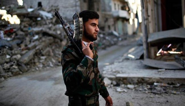 Syria army launches large-scale ops. against militants