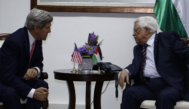 Abbas rejects US security plan for occupied lands
