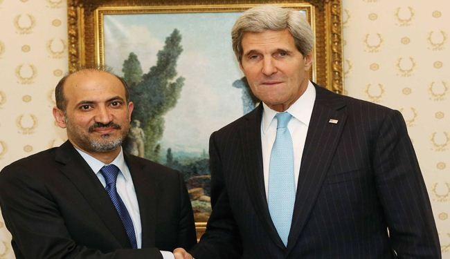 Kerry expects immediate US aid for Syria gangs