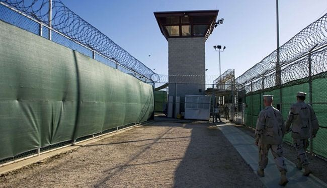 Two Guantanamo prisoners sent home to Saudi Arabia