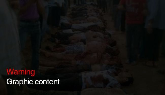 Adra massacre: Militants show photos of those they beheaded