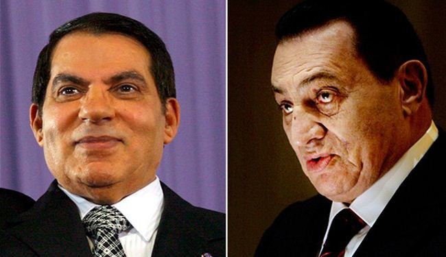 Swiss extend freeze on Ben Ali, Mubarak assets