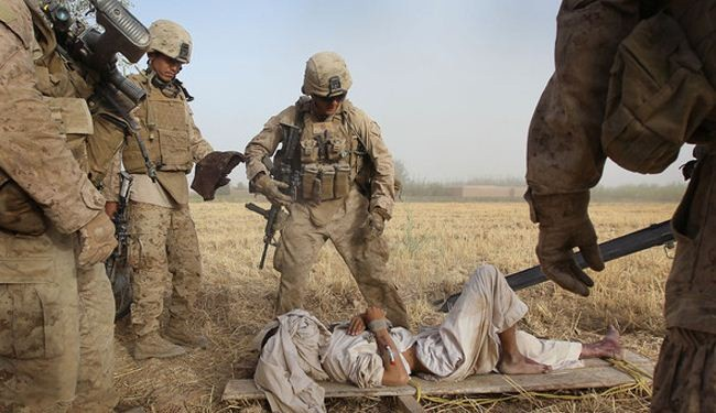 Americans depict Afghanistan war 'wrong': Poll