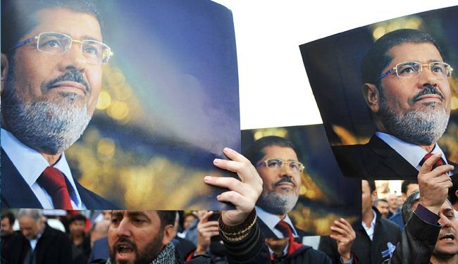 Morsi to face trial on charges of conspiracy, terrorism