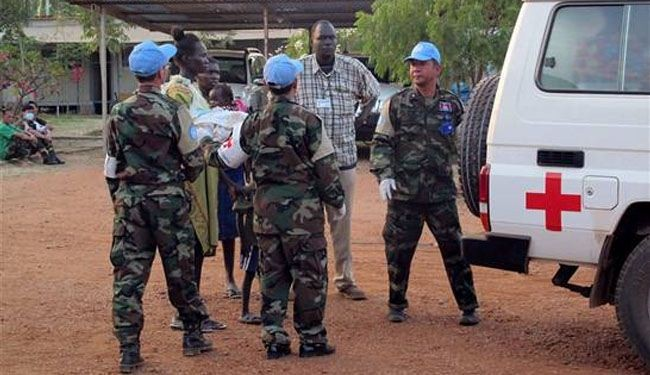 UN base in South Sudan attacked, casualties reported