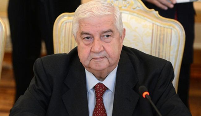 Syrian FM to head government's negotiation team