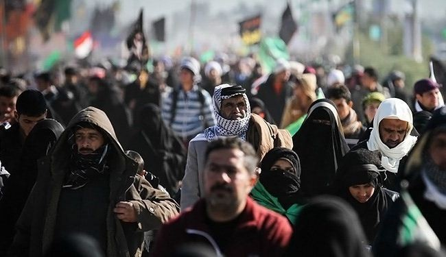 Arba'een; 5 mln pilgrims already in Karbala, millions more expected