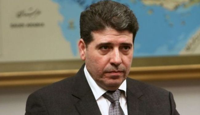 Syrian PM: Hezbollah helped securing Lebanon-Syria borders