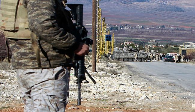 Lebanese army fires at Syrian warplanes in Arsal